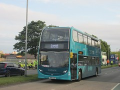 Arriva Yorkshire 1933 SN15LNV Holderness Rd Control Point, Hull on BBC Radio 1 Big Weekend duties (1280x960) (dearingbuspix) Tags: arriva sapphire bbcradio1bigweekend bbcradio1 bigweekend bbcradio1bigweekend2017 bigweekend2017 110 arrivayorkshire thegrandestyorkshireconnection sn15lnv 1933