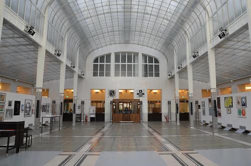 Vienne : Österreichische Postsparkasse