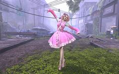 Effie Trinket in the end (Kah Melody | ASCENDANT) Tags: bishesinc catwa egozy limit8 maitreya ns secrets truthhair kah melody no princess blogger blog fashion effie trinket