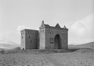 Hermitage Castle, Scottish Borders 1928