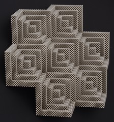 """Cubes in Nested Cube Frame Rings <a style=""""margin-left:10px; font-size:0.8em;"""" href=""""http://www.flickr.com/photos/94129525@N07/34985507762/"""" target=""""_blank"""">@flickr</a>"""