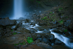 Waterfall 'Rondo' (P.Basil) Tags: malang java indonesia waterfall