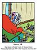 Bugs Bunny and Elmer Fudd - Blasting Off - Whitman 5757-1 (Hugh_Jack@ss) Tags: bugsbunny elmerfudd looneytunes cartooncharacters coloring comics biglittlebook whitman westernpublishing cartoons flyingsaucer rocketship fishingboat pirates fishermen sailboat blastingoff blastoff