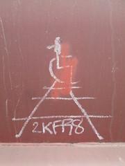 Take 5 (Railroad Rat) Tags: northern ontario canada province nature graffiti life art freight moniker railroad railway hobo jungle hopping cp all colours beautiful