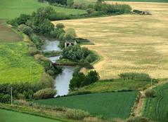 Tarquinia - 4 (anto_gal) Tags: lazio viterbo tarquinia 2017 tuscia panorama campagna fiume marta