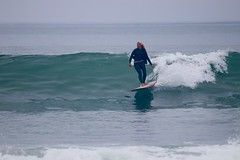 IMG_8385 (palbritton) Tags: surfergirl singlefin surf ocean waves noseride