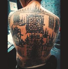 bangkok-tatoo (Julien Cha.) Tags: sakyant tattoo bangkok krungthep tatouage