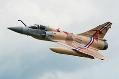 French Airforce Mirage 2000 2-EJ (Jaapio) Tags: aviation aircraft airshow airforce militair military french armee de lair special paint cs