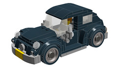 #SpeedChampions VW Beetle (KEEP_ON_BRICKING) Tags: lego moc vw beetle custom design speed champions speedchampions keeponbricking afol car vehicle classic remake building instructions tutorial video youtube awesome black cool cardesign