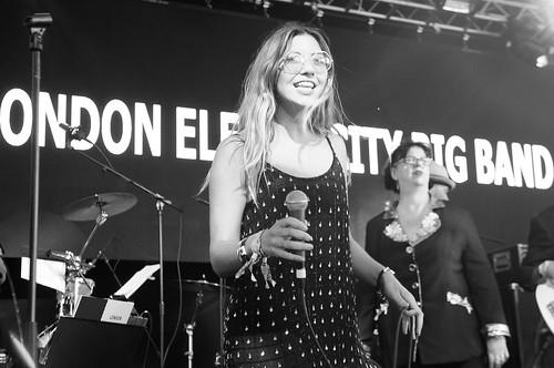 London Elektricity Big Band - Glastonbury 2017