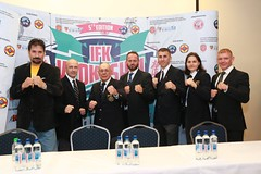 IFK officials 5th IFK World tournament in Romania