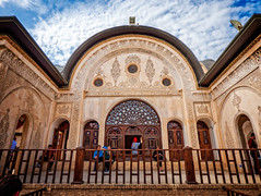 Tabatabai Historical House, Kashan, Iran (CamelKW) Tags: 2017 iran isfahan kashan tabatabaihistoricalhouse