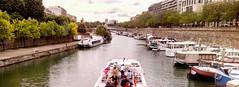 Paris, Bassin de l'Arsenal