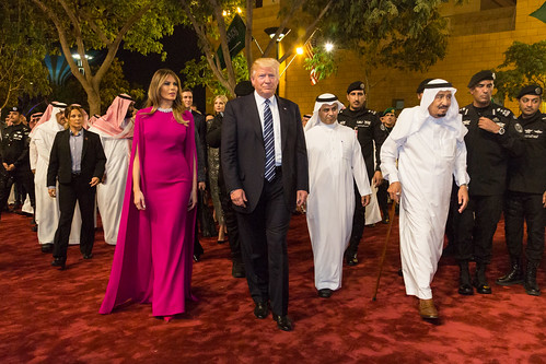 President Trump's Trip Abroad, From FlickrPhotos