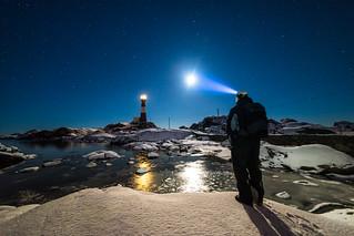 Light up the moon