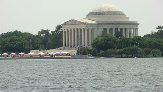 Washington D.C.: Thomas Jefferson Memorial & Tidal Basin