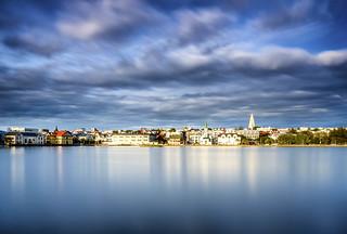 Lake Tjörnin #explore