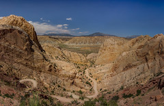 Entry to Strike Valley (pascalct) Tags: landscape usa capitolreef strikevalley torrey utah étatsunis us