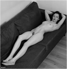 DSCF2121_pe (neroke53) Tags: naked blackwhite hairy muff monochrome portrait vagina wife sexy blacklips hairypussy artisticnude nudism sensualvintage artmodel art