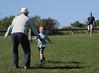 A boy loves his grambo (grannie annie taggs) Tags: joy people emotion generations men monavale