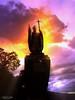 Juan Pablo II, mensajero de la paz,El Mozote,Morazán,El Salvador. (Alexseander R. Antonio) Tags: juan pablo ii gandhi la piedad elsalvador centroamérica morazan mozote cristo jesus maria san francisco masacre teresa de calcuta luther king asis monumento mosaico guanaco