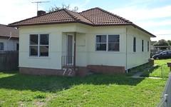 72 WELLINGTON ROAD, Auburn NSW
