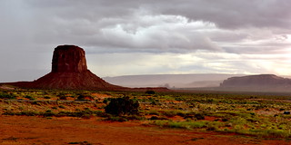 Before Storming Out|Monument Valley, Arizona-Utah