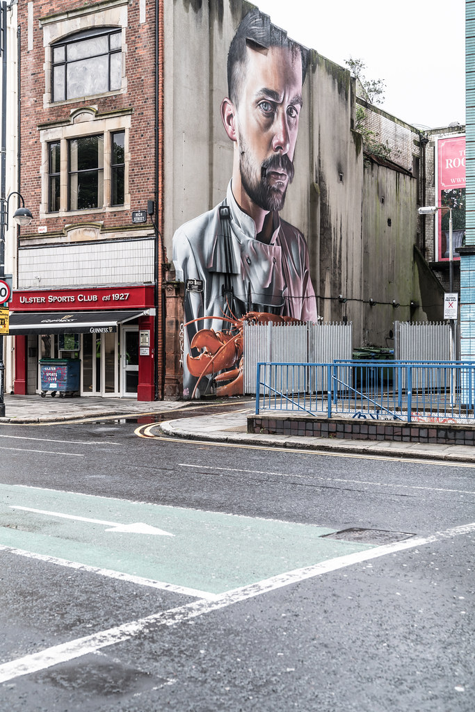 STREET ART AND GRAFFITI IN BELFAST [ANYTHING BUT THE FAMOUS MURALS]-129158