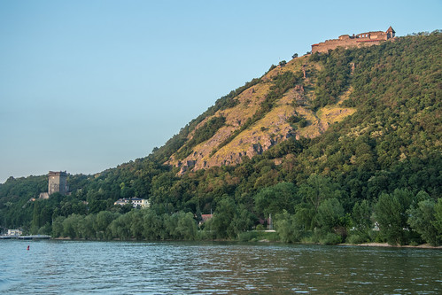 Danube Views I