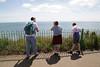 Taking in the view at Lake (Carneddau) Tags: chrismurray genmurray helenmurray isleofwght isleofwightcoastpath lake sandownbay sandowntoventnor sandown england unitedkingdom