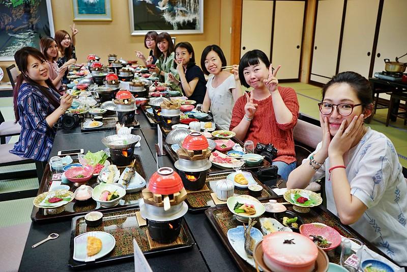 瀞流之宿 KAWACHI 宴席料理宴席料理
