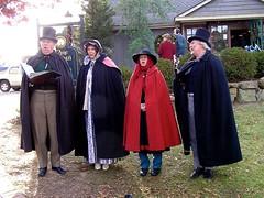 22 Carolers (megatti) Tags: carolers christmas lahaska pa peddlersvillage pennsylvania singing