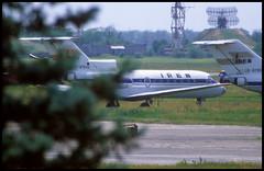 UR-87642 - Odessa International Airport (ODS) 25.05.2002 (Jakob_DK) Tags: 2002 ods ukoo odessainternationalairport yakovlev yak yakovlev40 yak40 codling iren