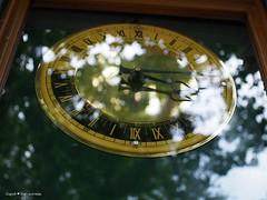 Zrinjevac park clock