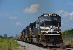 NS SD70M 2587-384 (southernrailway7000) Tags: norfolksouthernrailroad nssd70m2587