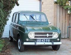 1970 Renault 4 (peterolthof) Tags: bergenopzoom peterolthof ar4398 renault r4 4