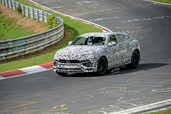 Lamborghini Urus (Luca Crotti Photography) Tags: lamborghini urus suv v10 preview ring nurburgring germany test amazing wrapping