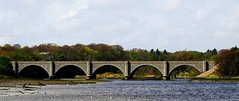 Bridge of Don, Aberdeen (aberdeen granite) Tags: bridge don aberdeen scotland granite civil engineering john gibb thomas telford smith architecture