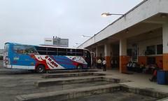 En Terminal Terrestre inició aplicación de amarras a unidades de trasporte (GadChoneEC) Tags: terminal terrestre inició aplicación amarras unidades transporte