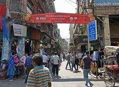 New Delhi Streets (Isabel-Valero) Tags: street people india travel market city new delhi gente