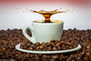 Milk or Sugar? (sXare) Tags: splashinacup dod tropfenauftropfen splash macromondays dropondrop kaffee dripsdropsandsplashes tat macro highspeed makro crazytrickler 2017 cup coffee drop