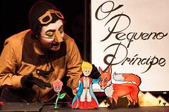 O PEQUENO PRÍNCIPE DE PAPEL | GRUPO GIRINO (GrupoGirino) Tags: pequenopríncipe teatrodebonecos grupogirino teatrodepapel principito lepetitprince saintexupéry littleprince titeres puppets