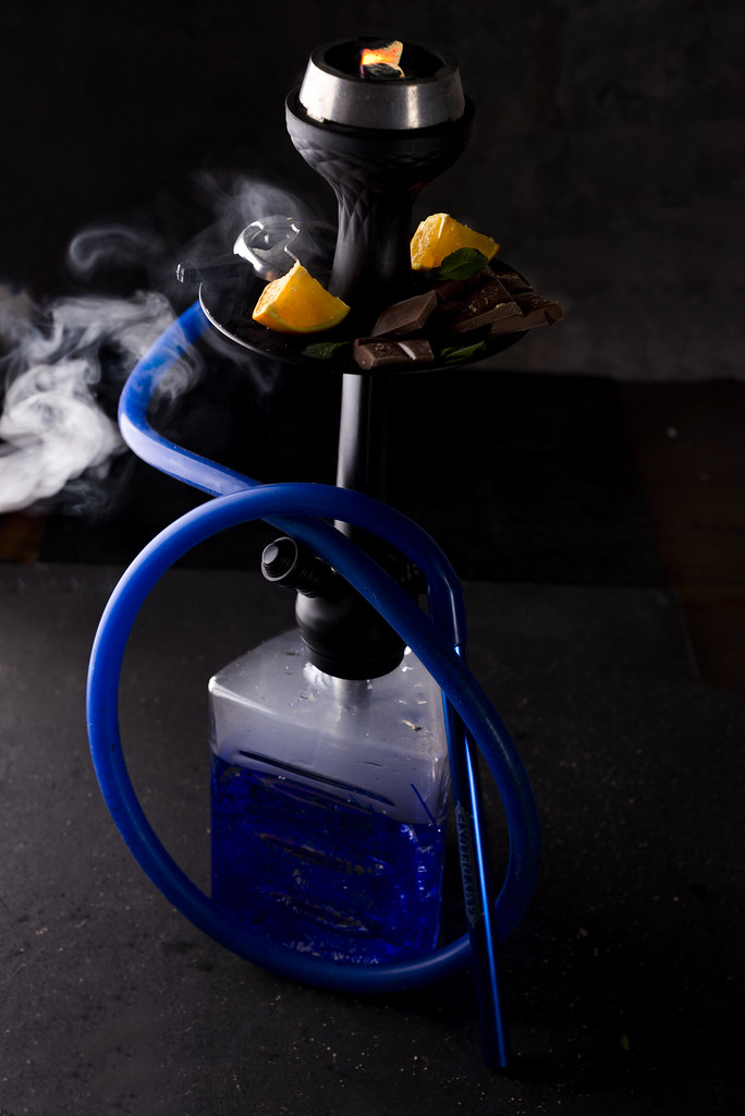 tobacco addiction hookah It is a misconception that smoking tobacco from a hookah, a glass, metal, or ceramic water pipe, is safer than smoking cigarettes the tobacco, which is treated with glycerin and often flavored, sits under aluminum foil while charcoal burns above it.