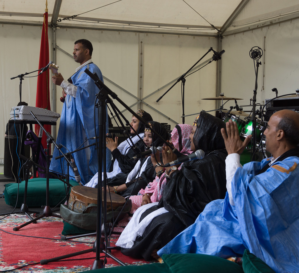 Mnat Aichata A Southern Morocco Band [Africa Day 2017 Dublin]-128848