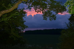 NN1_9627 (Avebury Blue) Tags: sunset avebury marlborough downs wiltshire henge greenstreet nikon d7000