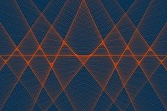 Tangents (shonk) Tags: abstract besselfunction calculus creativecoding curve design geometric geometricart geometricdesign geometry graphicart graphicdesign lines math mathart mathematica minimal minimalism tangentlines