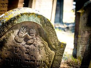 Israelite cimetery Strasbourg France