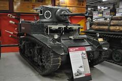 M3A1 Stuart Mk IV (Richard.Crockett 64) Tags: m3a1 stuart mkiv tank armouredfightingvehicle militaryvehicle generalmotorcompany usarmy britisharmy ww2 worldwartwo bovingtontankmuseum bovington dorset 2017
