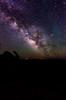 Milky Way Portrait (world recorder) Tags: milky way nightscape night silhouette canyonland national park horizon galaxy utah portrait