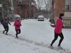"Running Room (Slater St) February 5, 2017 - P1080382 (ianhun2009) Tags: runningroom ottawaontariocanada winterrunning ""february5 2017"" ""running room slater street"" ""marathon clinic"" training run"" ""cold running"""